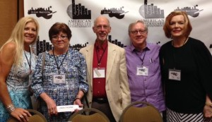 Building Network at KN Linda Sands, Tom, Bryan Robinson, Kay Kendall